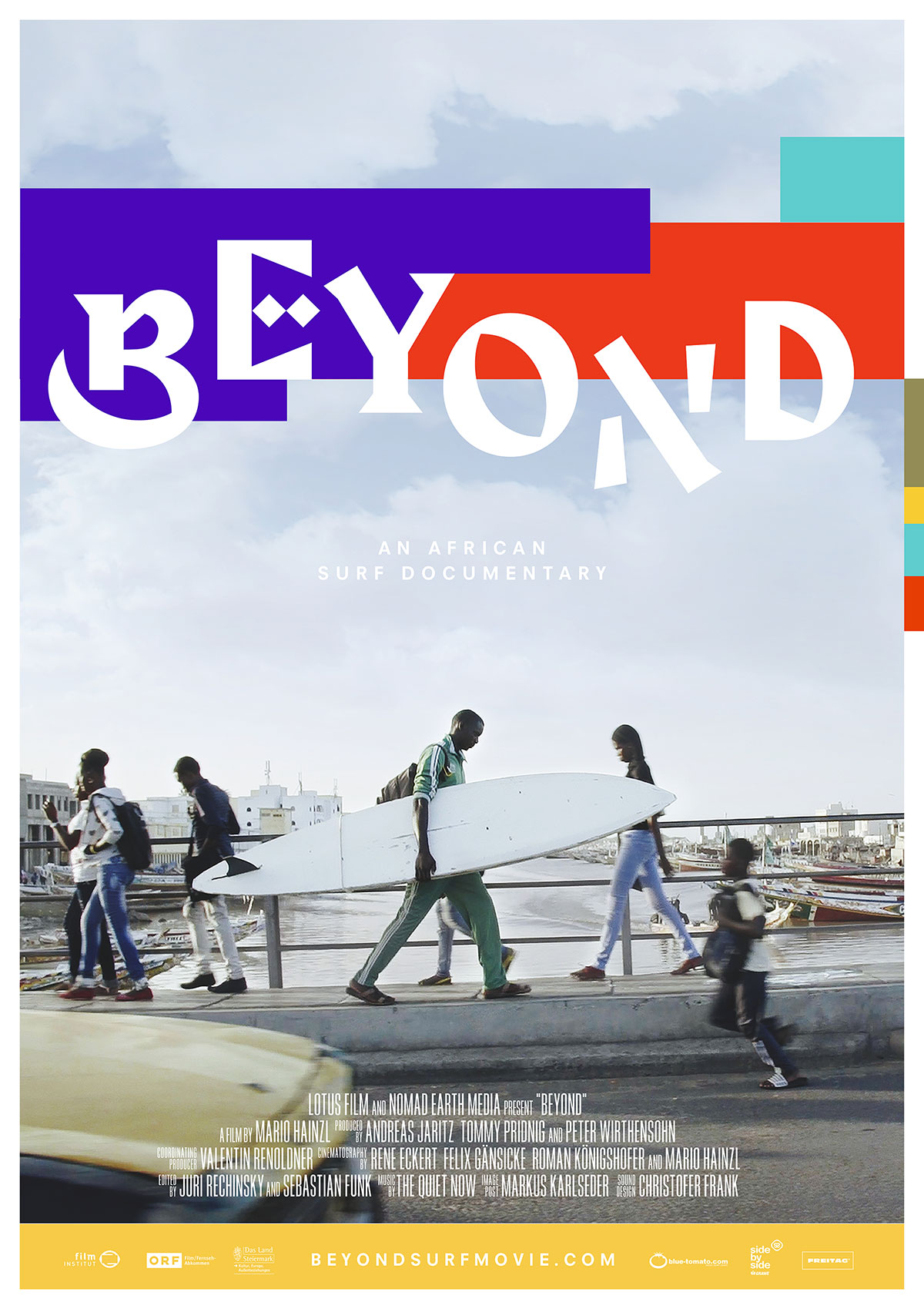 Beyond Movie Surfing Africa Senegal Gambia Morocco Mauritania Westafrica